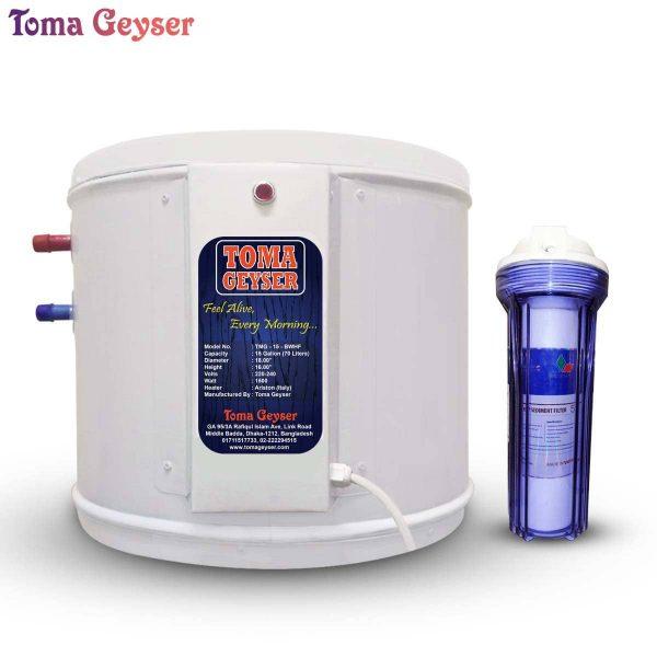 Geyser machine