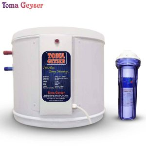 20 Gallon water heater with Filter