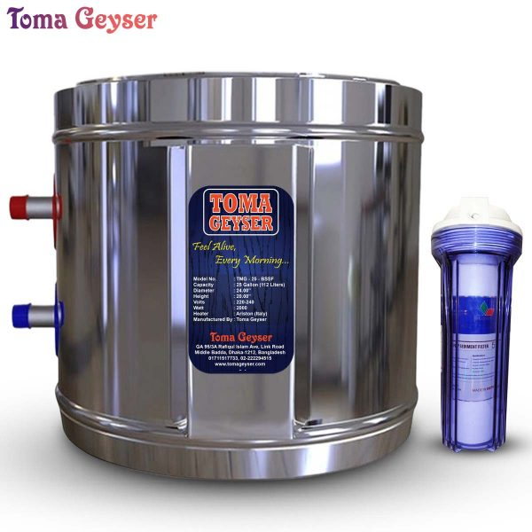 Type of water Heater