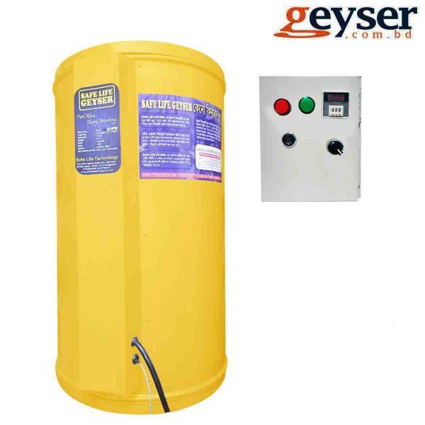 AATCC Washing Machine Supported Geyser