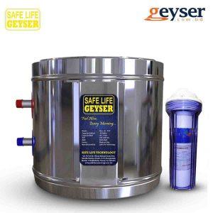 Best geyser for high rise buildings