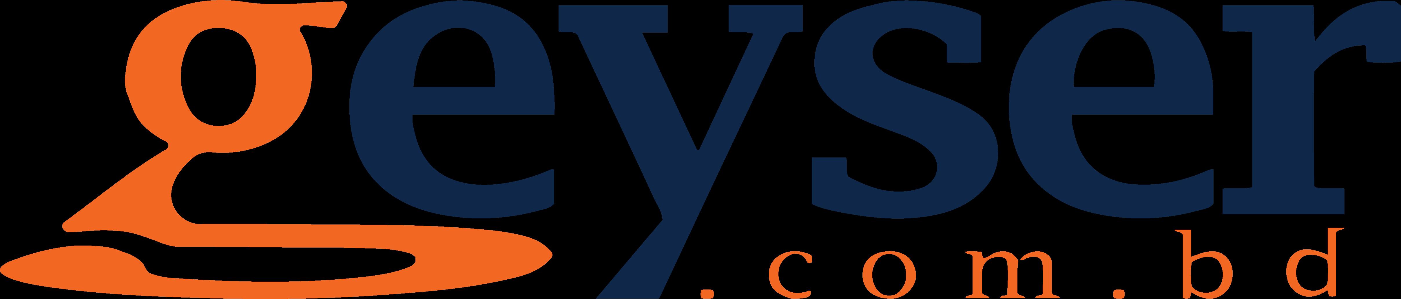 Geyser.com.bd Logo